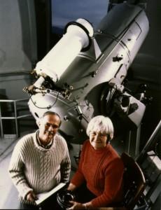Eugene and Carolyn Shoemaker – Fonte: angelfire.com
